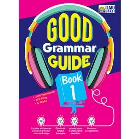 Good Grammar Guide Book 1