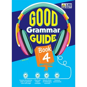 Good Grammar Guide Book 4