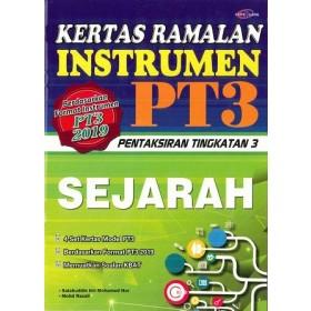 KERTAS RAMALAN INSTRUMEN PT3 SEJARAH