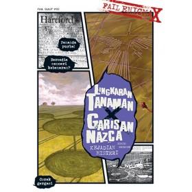 FAIL ENIGMA-X 03: LINGKARAN TANAMAN X GARISAN NAZCA KEJADIAN MISTERI