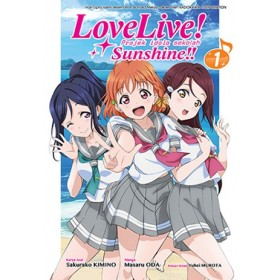 LOVE LIVE! SUNSHINE!! 01