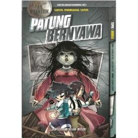 X-VENTURE FAIL X-SENTRIK 10: PATUNG BERNYAWA