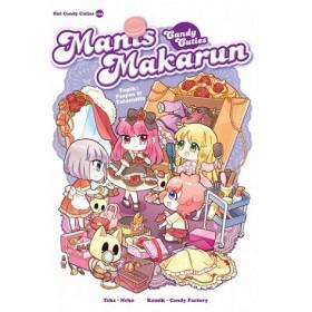 CANDY CUTIES 02: MANIS MAKARUN TOPIK: FESYEN & TATASUSILA