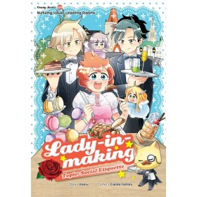 CANDY SERIES 35: LADY-IN-MAKING: SOCIAL ETIQUETTE