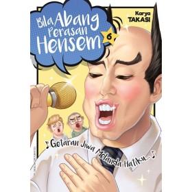 BILA ABANG PERASAN HENSEM 06
