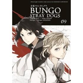 BUNGO STRAY DOGS 09