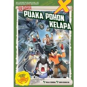 X-VENTURE ERA JELAJAH ULUNG 25: PUAKA POHON KELAPA