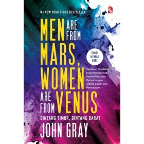 MEN ARE FROM, WOMEN ARE FROM VENUS