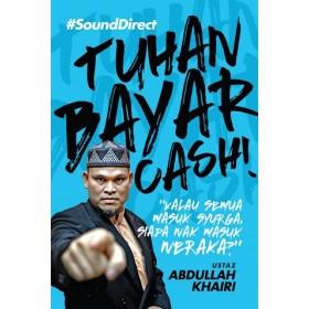 TUHAN BAYAR CASH!