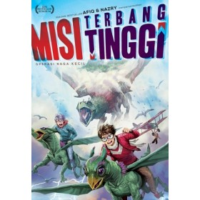 MISI TERBANG TINGGI #2: OPERASI NAGA KECIL