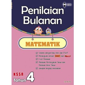 Primary 4 Penilaian Bulanan Matematik