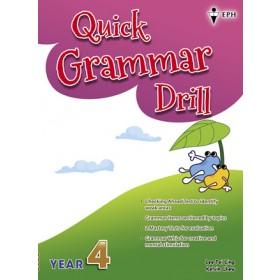 Primary 4 Quick Grammar Drill English