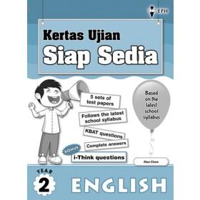 Primary 2 Kertas Ujian Siap Sedia English