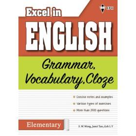 Excel in English - Grammar, Vocabulary, Cloze (Elementary)