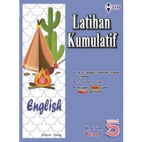 Primary 5 Latihan Kumulatif English