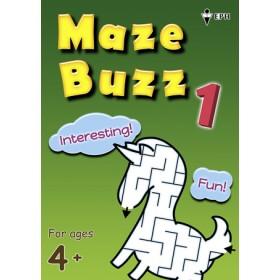 Maze Buzz - Book 1