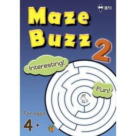 Maze Buzz - Book 2