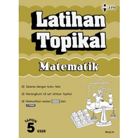 Tahun 5 Latihan Topikal Matematik