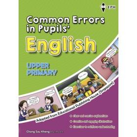 Upper Primary Common Errors in Pupils' English