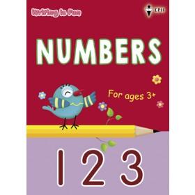 Writing is Fun - Numbers