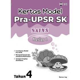 Tahun 4 Kertas Model Pra-UPSR Sains-Kertas 1