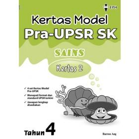 Tahun 4 Kertas Model Pra-UPSR Sains-Kertas 2