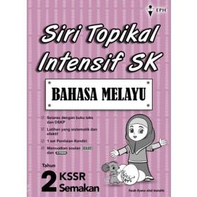 Tahun 2 Siri Topikal Intensif Bahasa Melayu