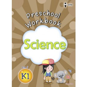 K1 Buku Kerja Prasekolah Science