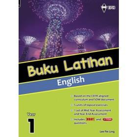 Tahun 1 Buku Latihan English