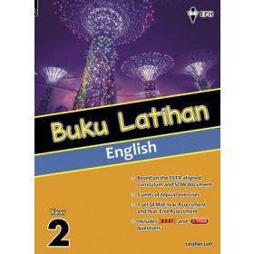 Tahun 2 Buku Latihan English
