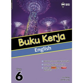 Tahun 6 Buku Kerja English