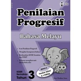 Tahun 3 Penilaian Progresif Bahasa Malaysia