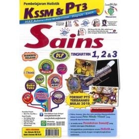 TINGKATAN 1-3 PEMBELAJARAN HOLISTIK KSSM & PT3 SAINS