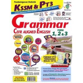 TINGKATAN 1-3 PEMBELAJARAN HOLISTIK KSSM & PT3 GRAMMAR