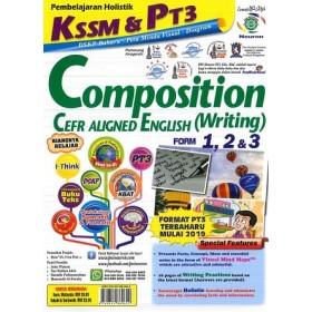 TINGKATAN 1-3 PEMBELAJARAN HOLISTIK KSSM & PT3 COMPOSITION