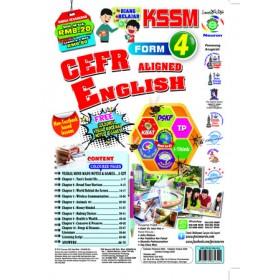 TINGKATAN 4 RIANG BELAJAR KSSM ENGLISH(CEFR)