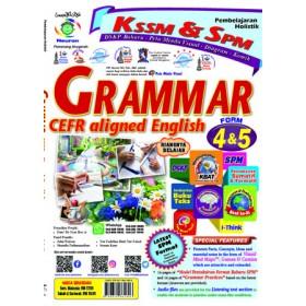 TINGKATAN 4&5 PEMBELAJARAN HOLISTIK SPM ENGLISH GRAMMAR(CEFR)
