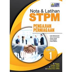 Semester 1 Nota dan Latihan STPM Pengajian Perniagaan