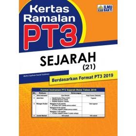 KERTAS RAMALAN PT3 SEJARAH