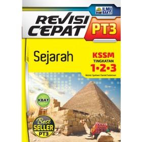 TINGKATAN 1-3 REVISI CEPAT PT3 SEJARAH