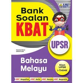 UPSR Bank Soalan KBAT Bahasa Melayu