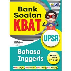 UPSR Bank Soalan KBAT Bahasa Inggeris