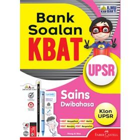 UPSR Bank Soalan KBAT Sains(Dwibahasa)