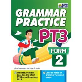 TINGKATAN 2 GRAMMAR PRACTICE PT3