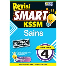 TINGKATAN 4 REVISI SMART KSSM SAINS
