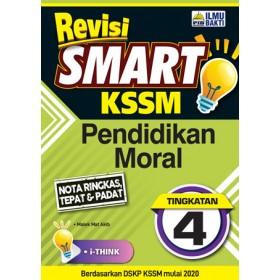 TINGKATAN 4 REVISI SMART KSSM PENDIDIKAN MORAL