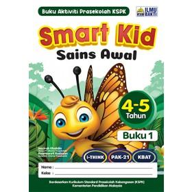 SMART KID SAINS AWAL BUKU 1(4-5 TAHUN)