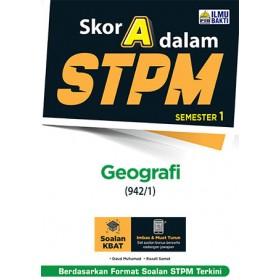 Skor A Dalam STPM Geografi (942/1) Semester 1