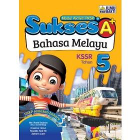 Tahun 5 Modul Aktiviti Sukses A+ Bahasa Melayu