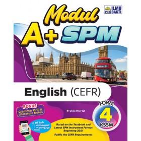 TINGKATAN 4 MODUL A+ SPM ENGLISH